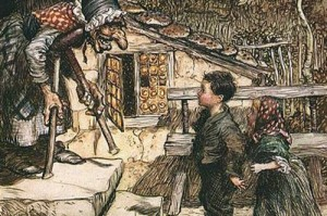 Hansel and Gretel by Arthur Rackham 1909