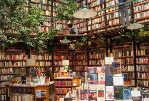 Cafe-Librería El Péndulo